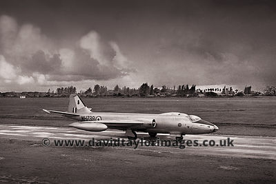 Goodbye 75 Sqdn RNZAF | Canberra BWH739 | RAF Changi December 1961