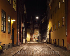 Old Town of Copenhagen
