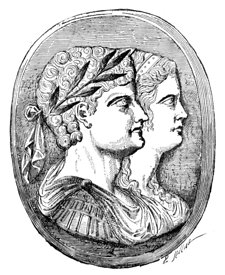 Caligula and Druscilla