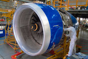 Maintenance of RB211 engine