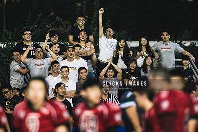 American Football League of China - Hong Kong Cobras 13:14 Hong Kong Combat Orcas at Happy Valley Pitch 6 on November 11, 201...