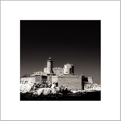 If Castle - Frioul Archipelago, Provence (France)
