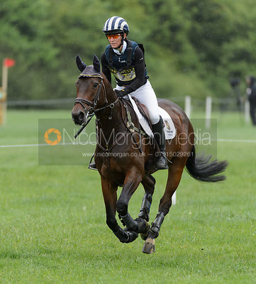 Caroline Powell and SHANNONDALE INCA - Rockingham International Horse Trials 2017