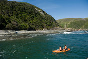 Canoeing, Tsitsikama National Park, Garden Route, South Africa