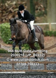 2016-02-03 SUH Gate Jumping Competition