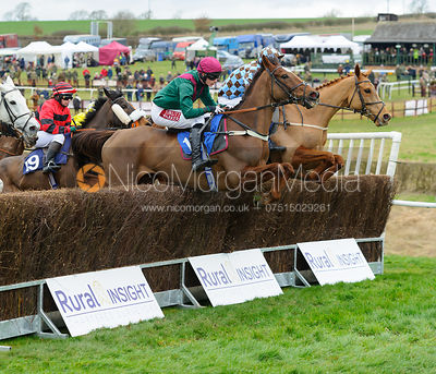 The Cottesmore at Garthorpe 26/2