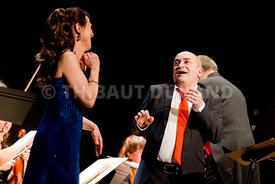 Isabelle PHILIPPE Soprano, Dominique DESMONS Ténor, O.CH.A. direction Jean-Christophe KECK..