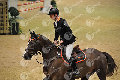 Raistrick Benjamin, (Gbr) and TOP LIMIT