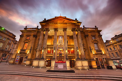 The Theatre Royal