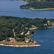 Long Island, Casco Bay, Portland