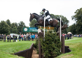 Alan Nolan (IRL) & Bronze Flight