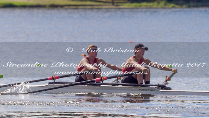 Taken during the NZSSRC - Maadi Cup 2017, Lake Karapiro, Cambridge, New Zealand; ©  Rob Bristow; Frame 1309 - Taken on: Frida...