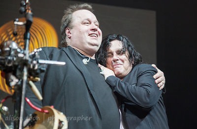 Steve Hogarth and Steve Rothery, Sunday of the Marillion UK weekend, 2013, Wolverhampton