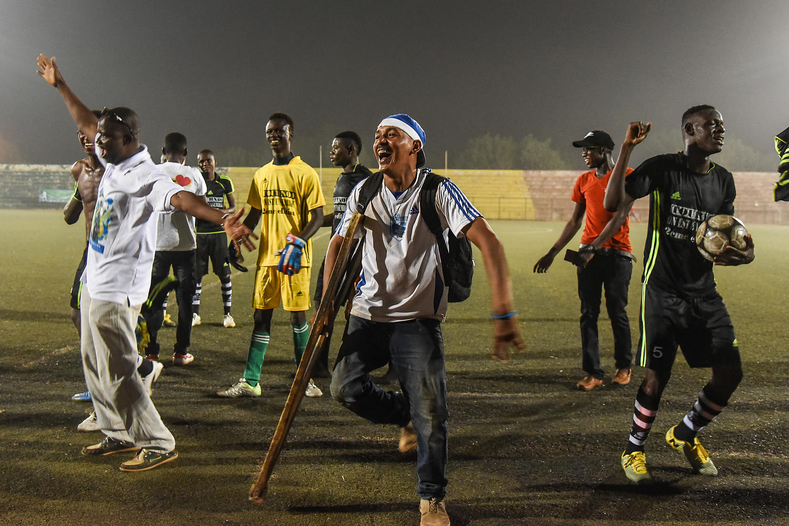 "Mali Football for Peace - Tournoi de football ""On est ensemble"" pour la réconsciliation et la paix au Mali."