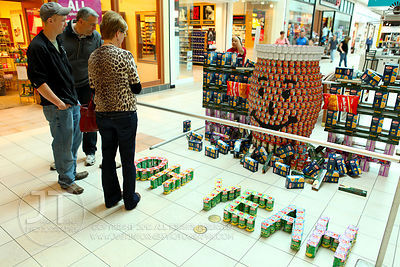 Cooridor CANstruction 2012