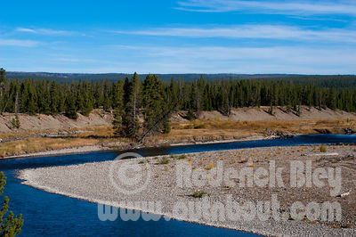 Bend in the Snake River