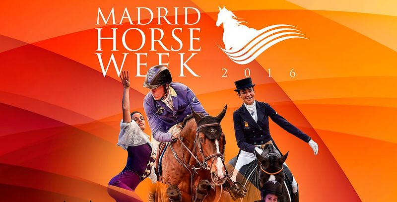 2016_Madrid Horse Week FEI Longines World Cup