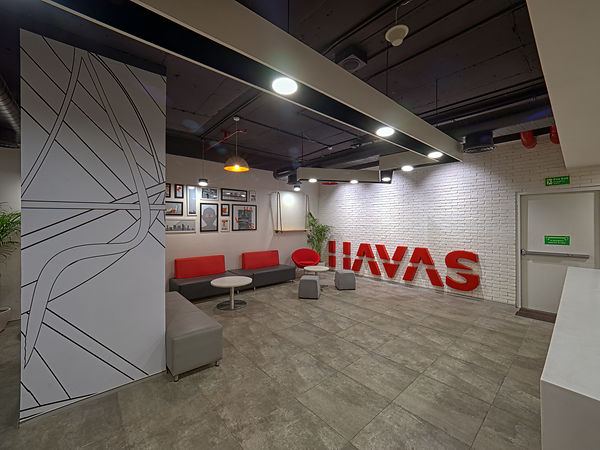 HAVAS Interior Shoot