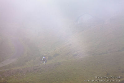 Pilgrims in the Fog