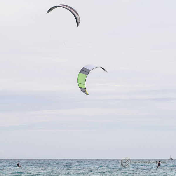 Philippines - Boracay (Kitesurfers - Meeting)