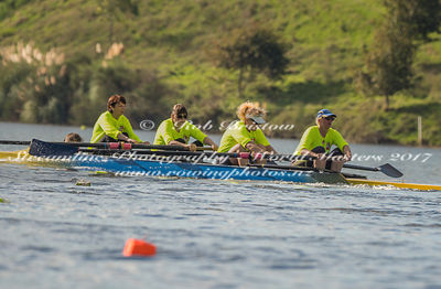 Taken during the World Masters Games - Rowing, Lake Karapiro, Cambridge, New Zealand; Tuesday April 25, 2017:   5683 -- 20170...
