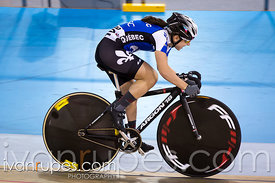 Junior Women Team Sprint Final. Canadian Track Championships (U17/Junior), April 1, 2016