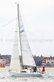 58 Degrees North, FRA37443, Archambault A31, Weymouth Regatta 2018, 20180908829.