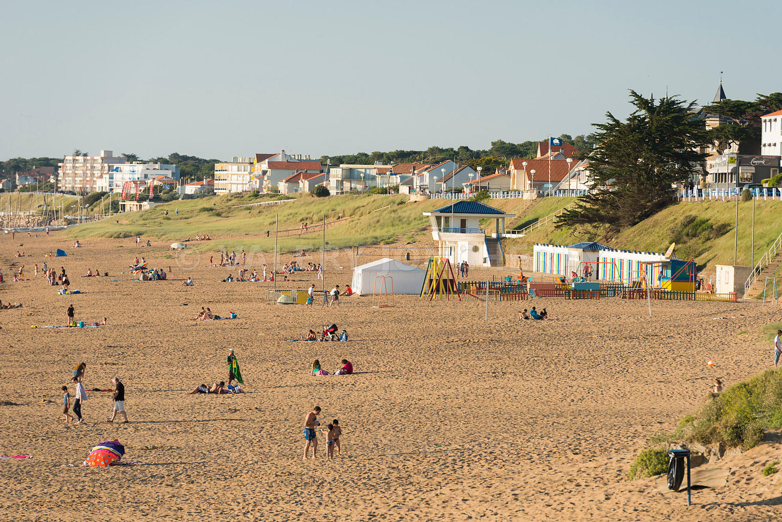 photo: Tharon plage