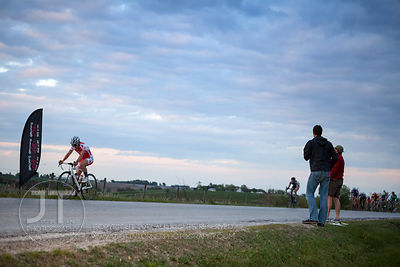 Nearly 70 riders participated in the first of five Chamois Time Races presented by the Women of Iowa City Cycling Club in Sou...