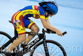 U17 Women 500m Time Trial. Ontario Track Championships, Mattamy National Cycling Centre, Milton, On, March 5, 2017