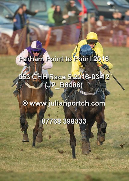 2016-03-12 CHH Parham Point to Point - Race 5
