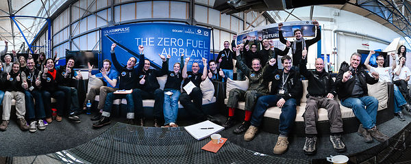 Team Solar Impulse