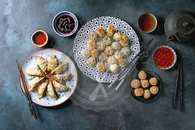 Dim sum party set