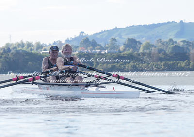 Taken during the World Masters Games - Rowing, Lake Karapiro, Cambridge, New Zealand; ©  Rob Bristow; Frame 521 - Taken on: T...