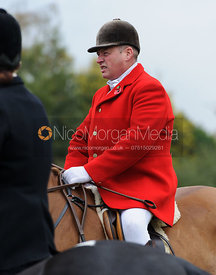 Andrew Berry - The Belvoir Hunt at Long Clawson, 2-11-13