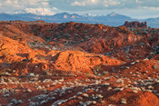 Evening light Over Valley of Fire #2