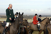 Royal Artillery Hunt 2006