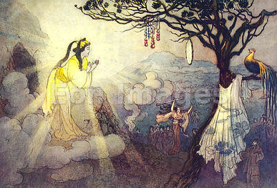 The Story of Susa by Warwick Goble