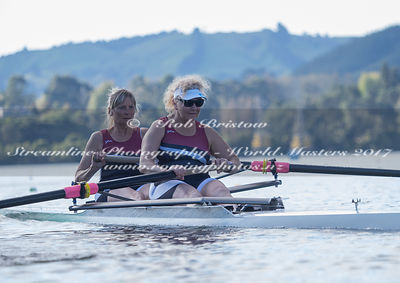 Taken during the World Masters Games - Rowing, Lake Karapiro, Cambridge, New Zealand; ©  Rob Bristow; Frame 527 - Taken on: T...
