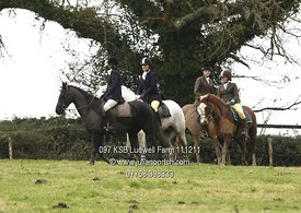 2011-12-11 KSB Ludwell Farm Meet