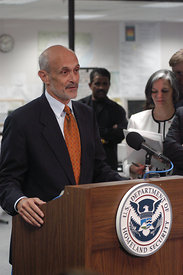 Michael Chertoff discusses Katrina response