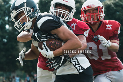 American Football League of China 2017 photos