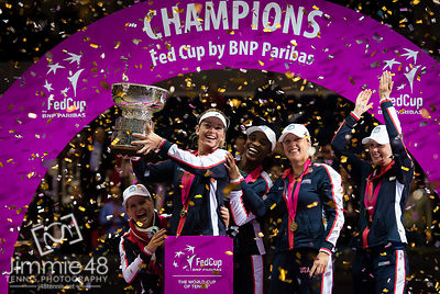 Fed Cup Final 2017 photos