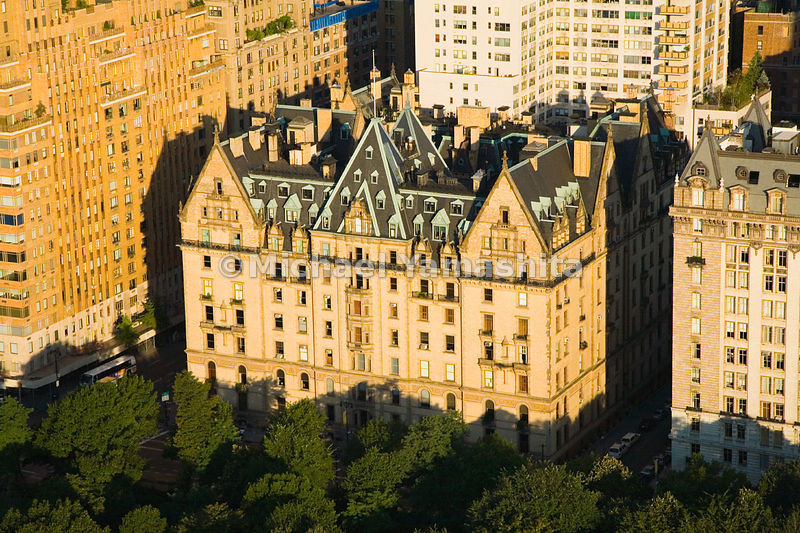 Designed by the same architect who built the Plaza Hotel, the Dakota is across from the Central Park Lake and Strawberry Fiel...