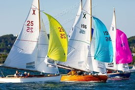 X One Designs, Parkstone Yacht Club Monday night racing, 20180514014