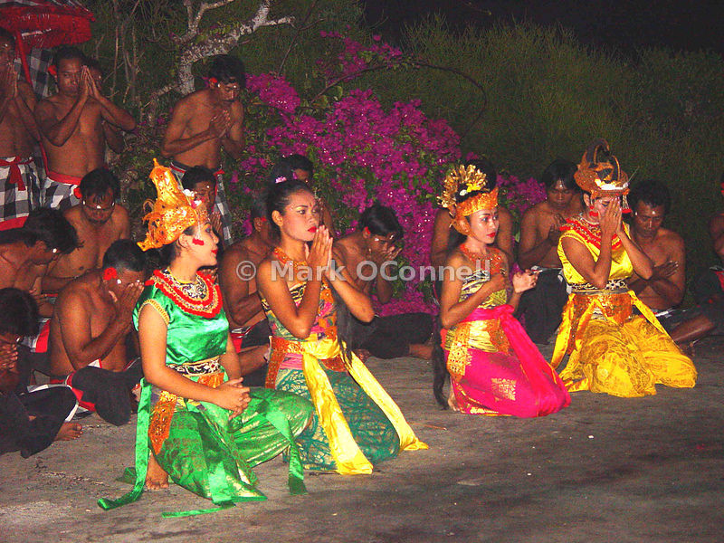 Indonesia National day dancers 2