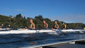 Taken during the World Masters Games - Rowing, Lake Karapiro, Cambridge, New Zealand; ©  Rob Bristow; Frame 1301 - Taken on: ...