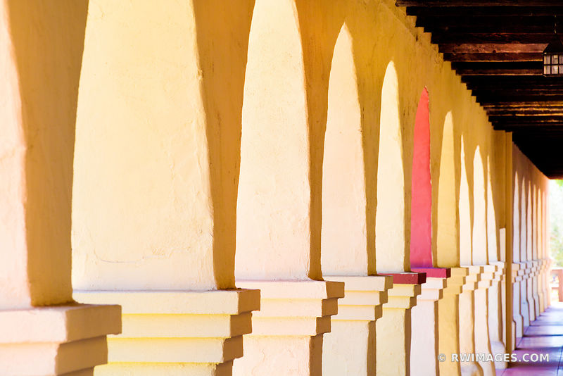 OLD MISSION SANTA INES SOLVANG CALIFORNIA COLOR