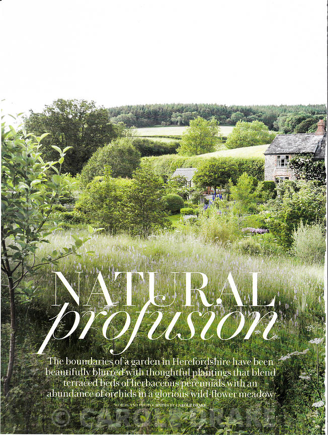 Upper Tan House, Country Living, June 2015