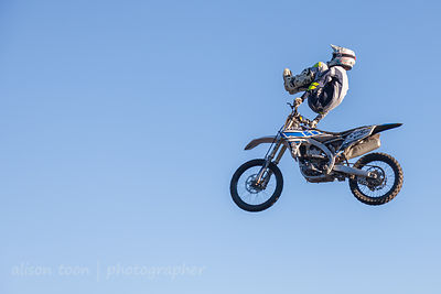 Jack in the Box Freestyle Motocross